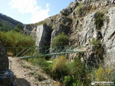Albarracin y Teruel; la tiñosa salinas de añana visitas festividad la almudena ruta desfiladero de